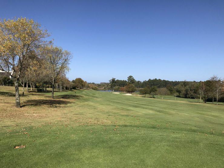 Fancourt Montagu 4th hole
