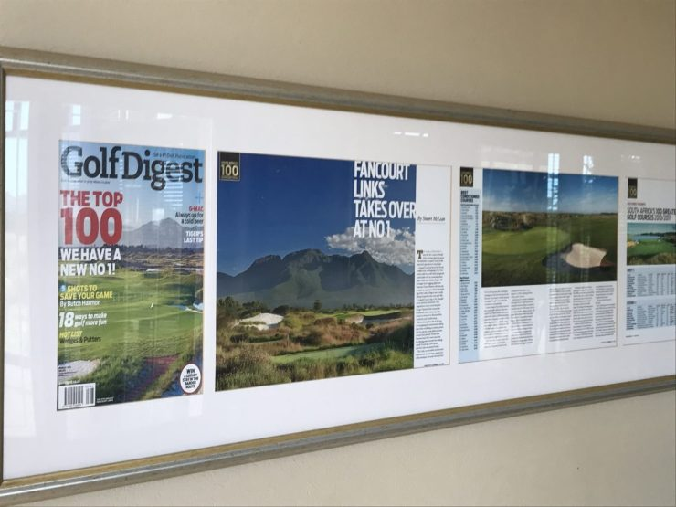 fancourt links golf digest top100