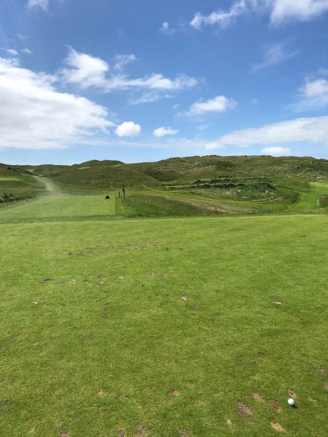 lahinch golf club 5th hole