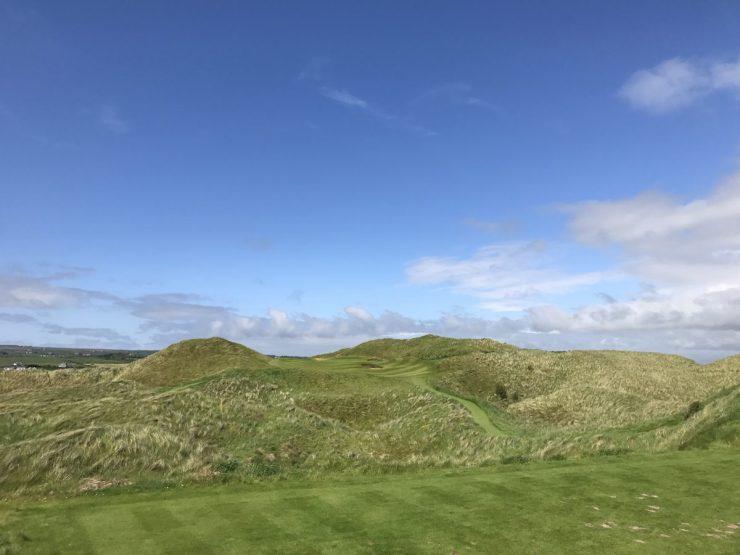 lahinch golf club 8th