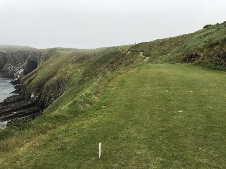 Old head golf links 12th