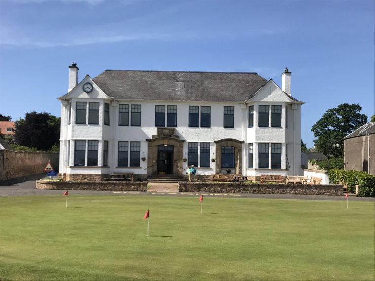 gullane old club house