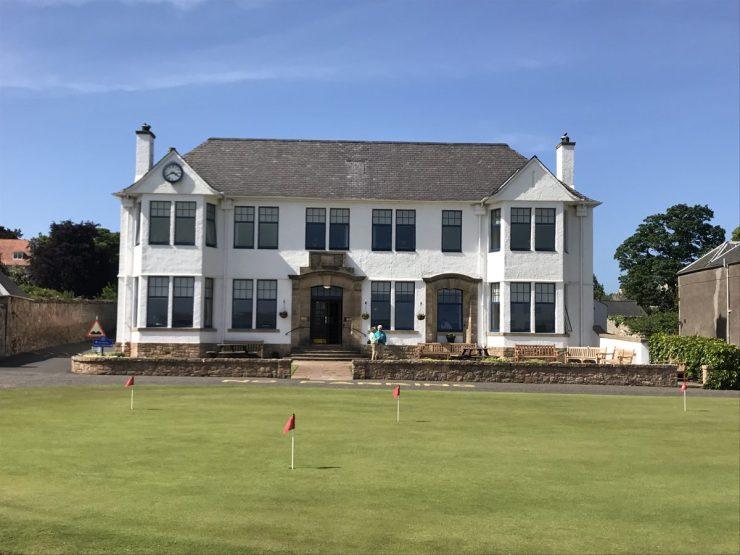gullane old club house