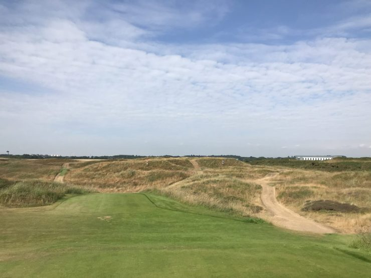 Hole 10, Royal Aberdeen
