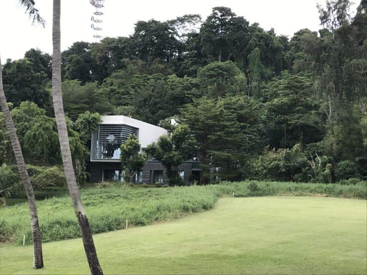 house on Sentosa serapong golf course
