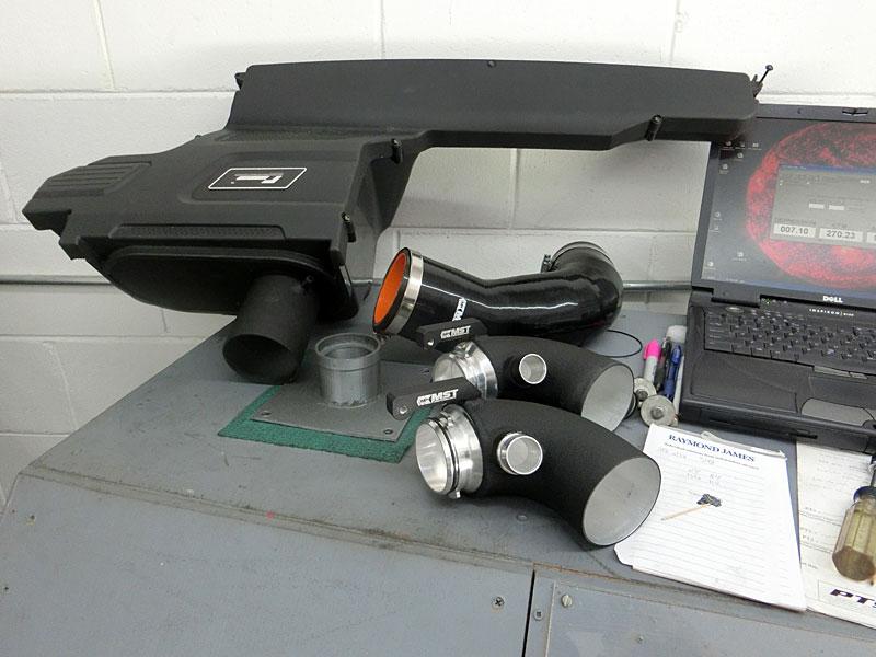 MST Performance Intake Component Analysis   My Golf Mk7 GTI