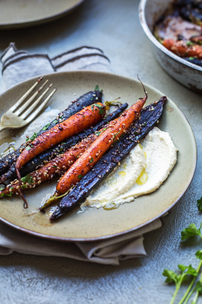 red miso maple carrots 1