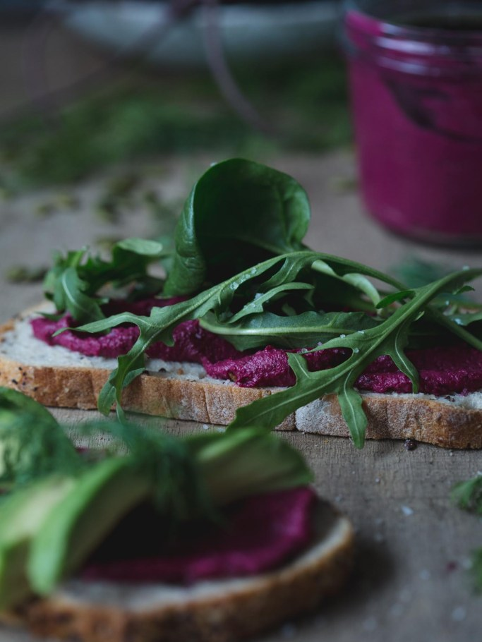 With roasted pumpkin seeds, sweet earthy beetroot and light miso, this Accidentally Awesome Beetroot Butter is wonderfully healthy and a bit delicious.