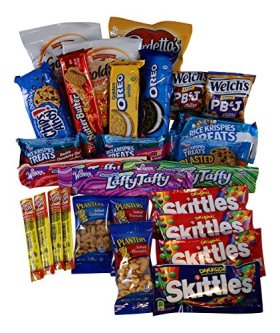Snack Pack Care Package Bundle (27 Count)