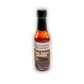 Living Nurtionals All-Natural Liquid Smoke 5oz (147ml)