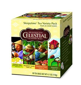 Celestial Seasonings Sleepy Time Tea Variety Pack, 80 count