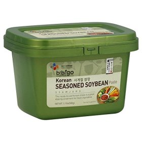 Korean Seasoned Soybean Paste 17.60 Ounces (Case of 6)