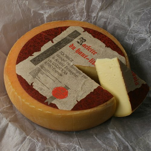 Raw Milk French Raclette – Pound Cut (15.5 ounce) by igourmet