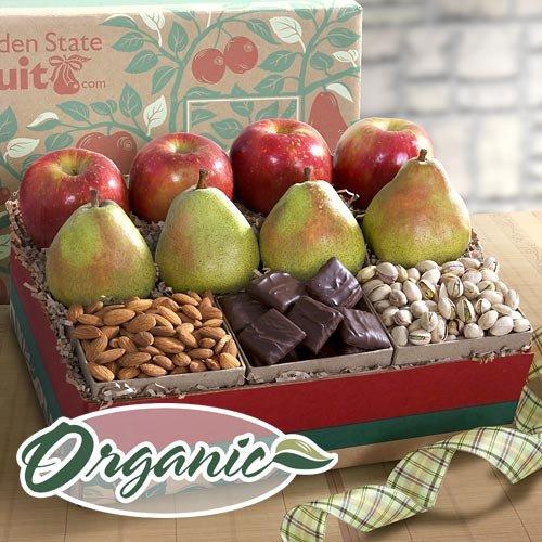Organic Malibu Munch Deluxe Fruit Gift
