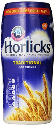 Horlicks Original Malt Beverage Mix England, 500 Gram Packages