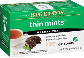 Bigelow Thin Mints Tea, 20 Count (Pack of 6)