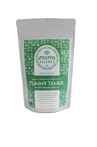 Milkmosa – Mama Essence – Organic Herbal Pregnancy Tea – Breastfeeding, Nursing, Milk production