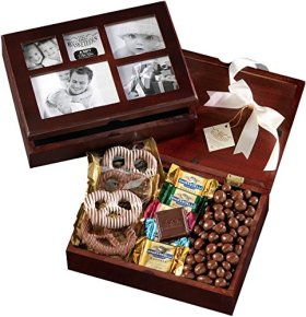 Broadway Basketeers Chocolate Photo Gift Box – A Unique Gift Idea