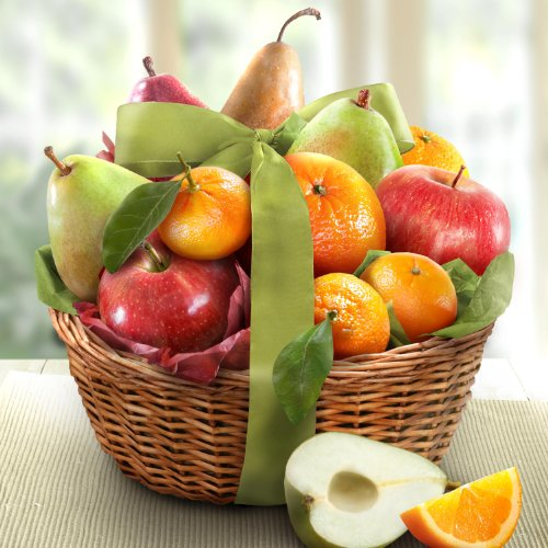 Golden State Fruit Orchard Favorites Gift Basket