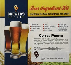 Brewer's Best Coffee Porter Ingredient Kit
