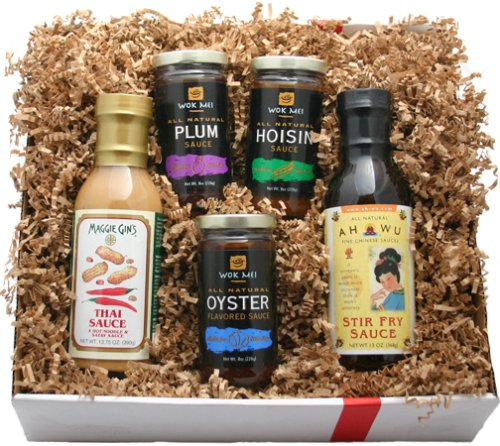 Deluxe Asian Gourmet Gift Box