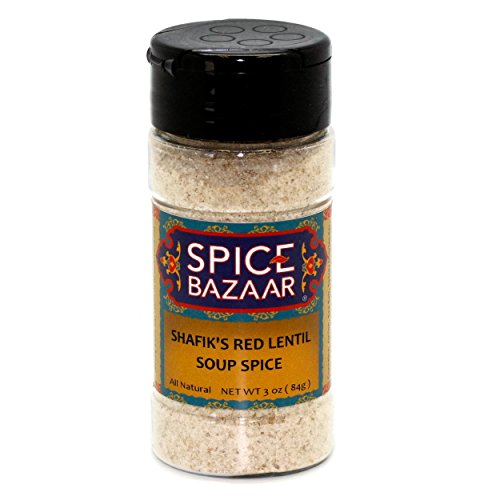 Spice Bazaar Red Lentil Soup Spice (Shafik's) – 3 oz