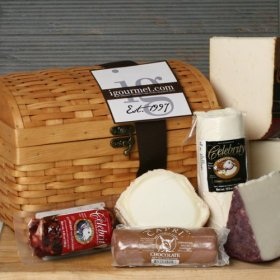Goat's Milk Cheese Treasures (3.6 pound)