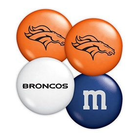 Denver Broncos M&M'S 2lb Bulk Bag