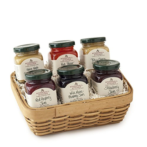 stonewall kitchen sampler gift basket gourmet gifts