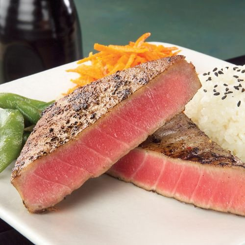 Omaha Steaks 12 (6 oz.) Yellowfin Tuna Steaks