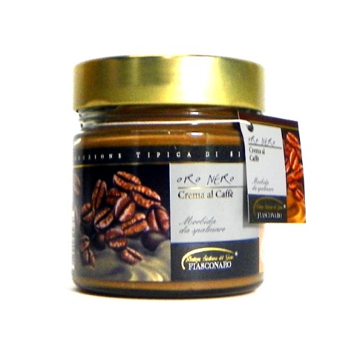 Fiasconaro Oro Nero Coffee Cream, 180g