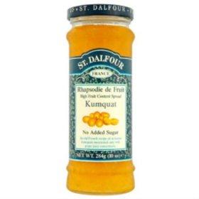 (2 Pack) – St Dalfour – Kumquat Fruit Spread | 284g | 2 PACK BUNDLE