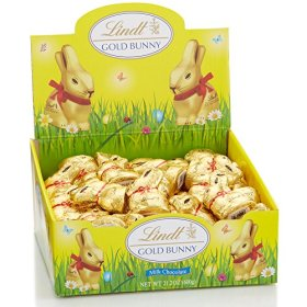 Lindt Mini Gold Bunny Chocolate Figure Box, 1.7 Ounce