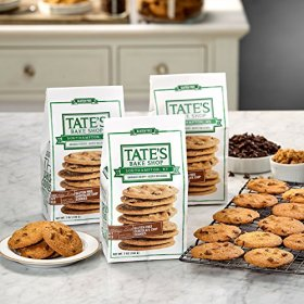 Tate's Bake Shop 3 Pk Gluten Free Chocolate Chip