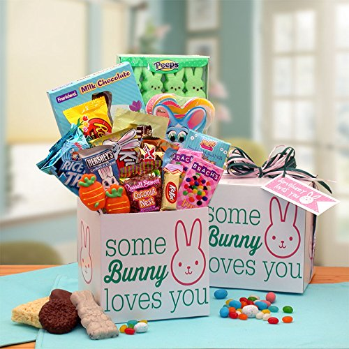 Easter Gift Somebunny Loves You Easter Care Package