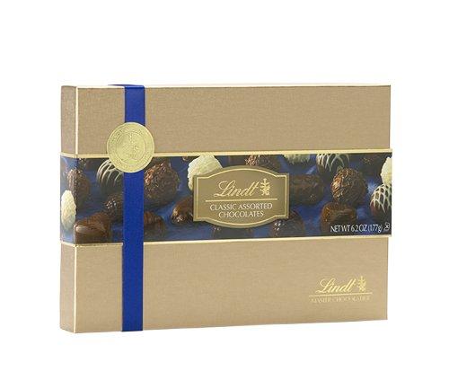 Lindt Chocolate Classics Gift Box, 6.2 oz.