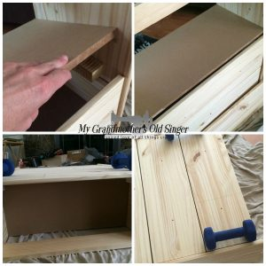 Tool Caboodle add fixed drawer