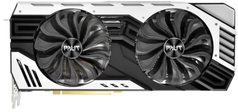 4. Palit GeForce RTX 2070 SUPER JS