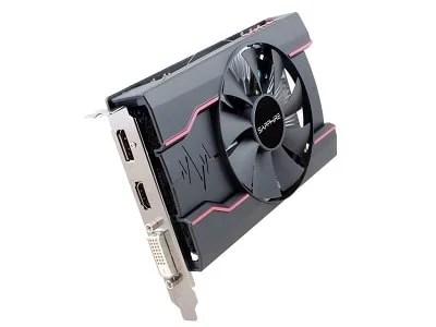 Video Card SAPPHIRE Pulse Radeon RX 550