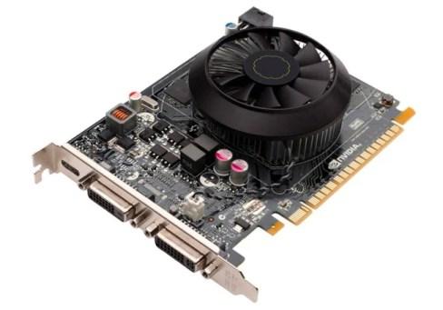 Nvidia Geforce GTX 650 Graphics Cards