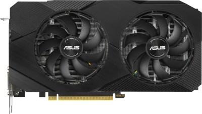Asus GeForce GTX 1660 SUPER DUAL EVO OC