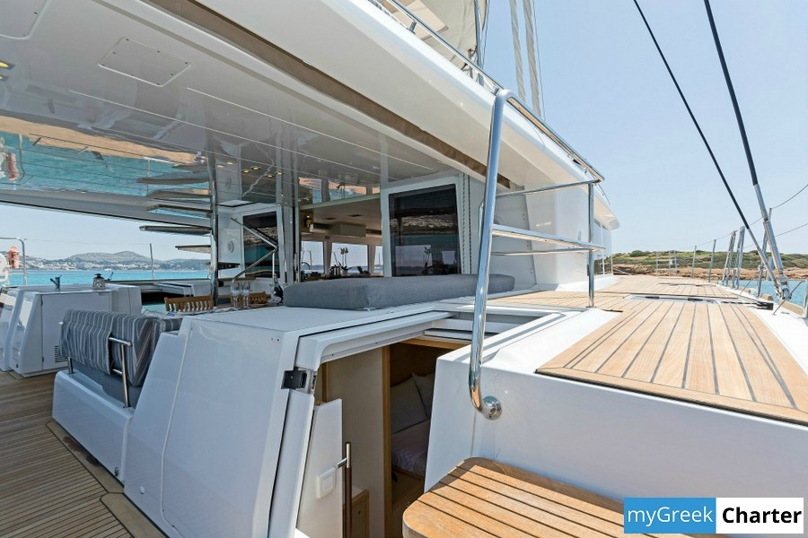SEA BLISS yacht image # 12