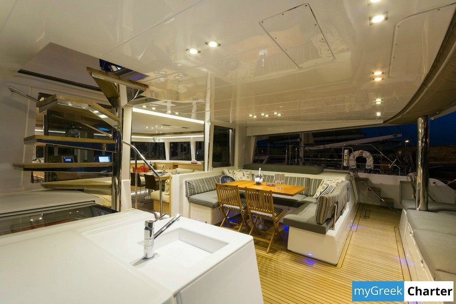 SEA BLISS yacht image # 23