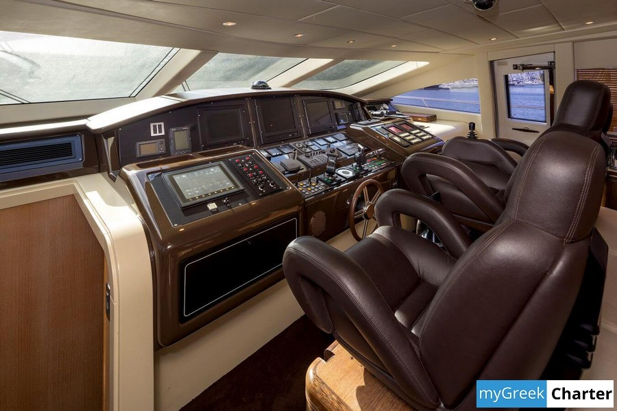 COSMOS I yacht image # 13