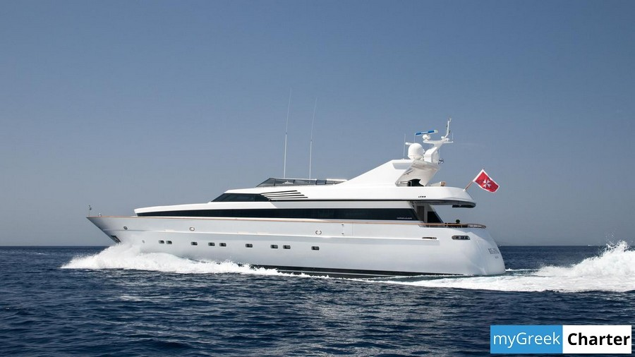 REGINA K yacht image # 4