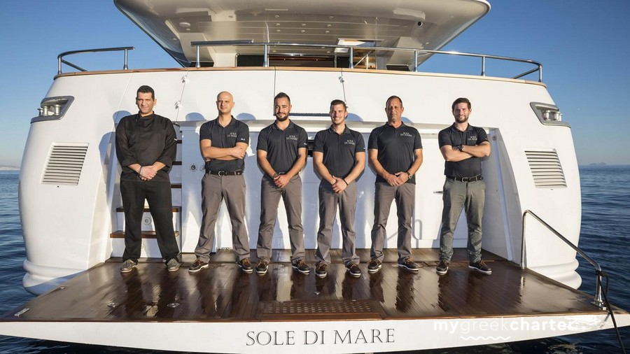 Image of SOLE DI MARE yacht #9