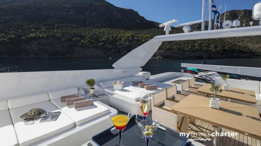 SOLE DI MARE yacht image # 33