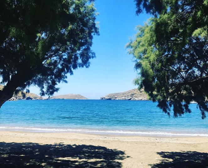 Apokrousi Beach, Photo by: irininini1 (Source: Instagram)