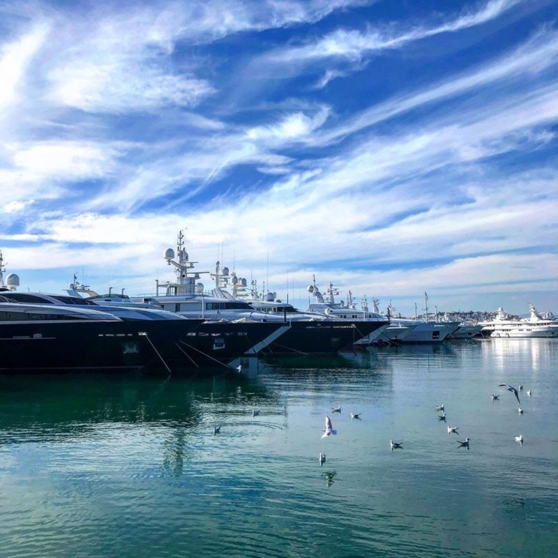 Flisvos Marina, Photo by: alberto_contarino (Source: Instagram)