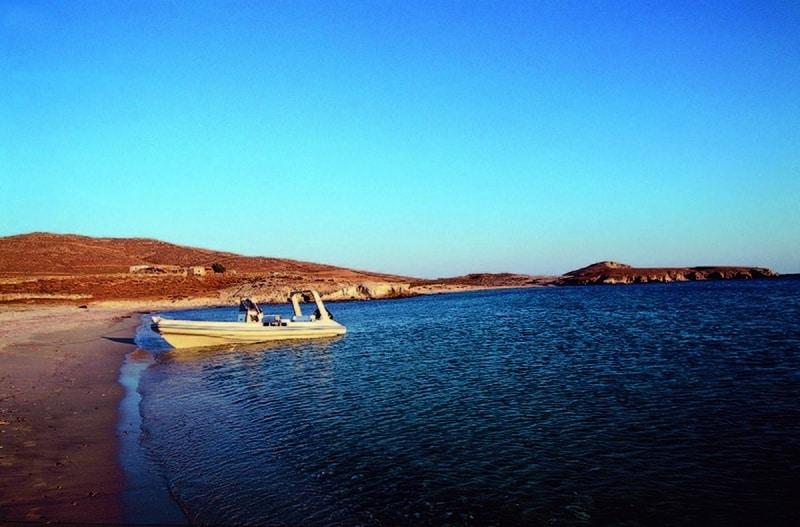 Rhenea island